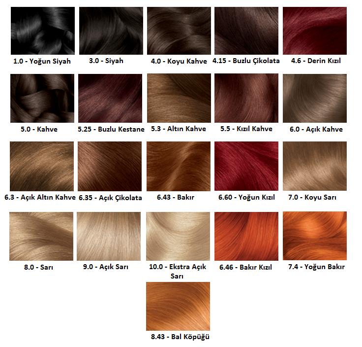 Garnier Olia Saç Boyası
